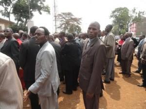 Biskopar i Nyeri, Kenya