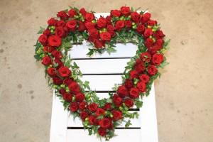 Rosor hjärta