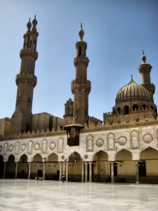 Al_Azhar_Mosque_Interior_(2346945969)