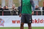"""Fotbollsspelaren Boateng: """"Samtalen med Gud ger mig kraft"""""""